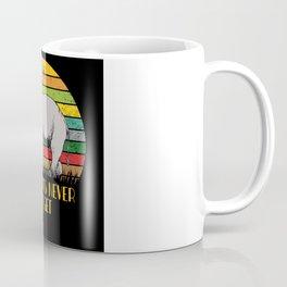 Elephants Never Forget Coffee Mug