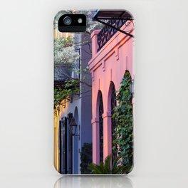 East Bay Street 1 iPhone Case