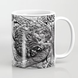 ANGEL and LION Coffee Mug