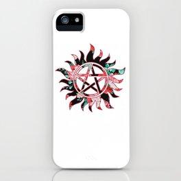 Anti-Possession Symbol iPhone Case