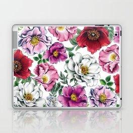 Where Wild Roses Grow Laptop & iPad Skin