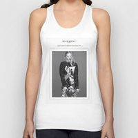 givenchy Tank Tops featuring Givenchy Paris by CHESSOrdinary