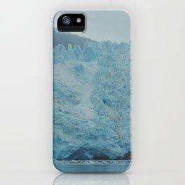 GlacierBlue iPhone Case