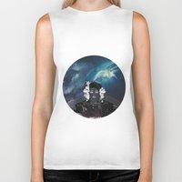 charli xcx Biker Tanks featuring CHARLI XCX by Lucas Eme A