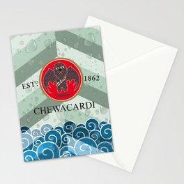 Chewacardi Stationery Cards