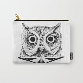 Lost Owl Carry-All Pouch