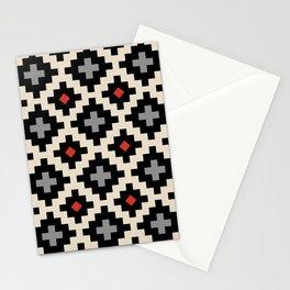 Southwestern Pattern 276 Stationery Cards