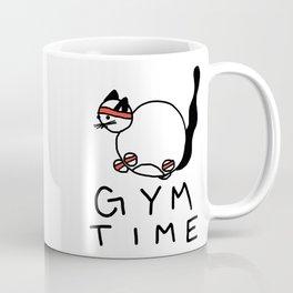 Gym Time Coffee Mug