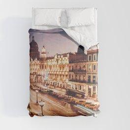 havana in cuba Comforters