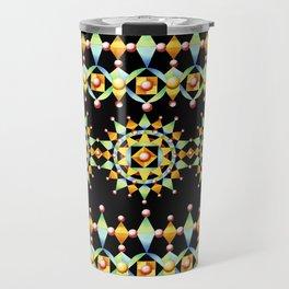 Bijoux Sunburst Stripe Travel Mug