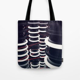 Strobelight Tote Bag