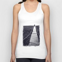 adventure Tank Tops featuring Adventure by Light Wanderer