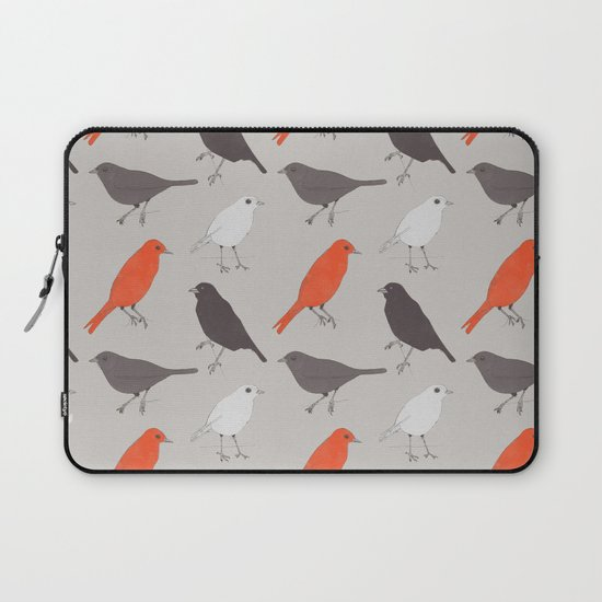 Little Birds Laptop Sleeve