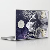 guardians Laptop & iPad Skins featuring Guardians by Yoly B. / Faythsrequiem