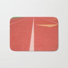 Tracks Bath Mat