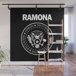 Ramona Wall Mural