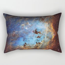 The Tapdole Nebula Rectangular Pillow