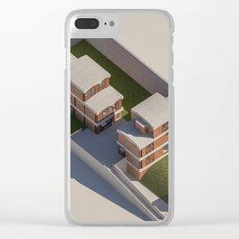 Maison Jaoul Clear iPhone Case