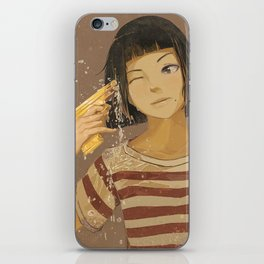 Temple iPhone Skin