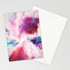 The Absent Minded Artist #society6 #decor #buyart Stationery Cards