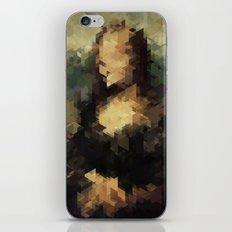 Panelscape Iconic - Mona Lisa iPhone Skin