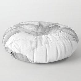 Sleeping Nude Floor Pillow