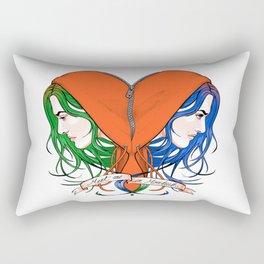 Clementine's Heart Rectangular Pillow