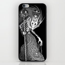 'The Wire King of Circle City' iPhone Skin