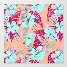 Lani Kai Tropical {G} Canvas Print