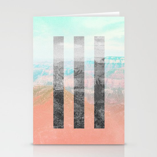 CANYON TRAIL Stationery Cards