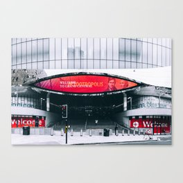 Central Station in Birmingham Canvas Print