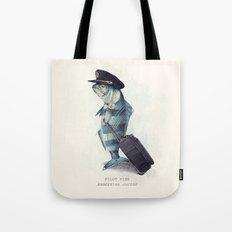 The Pilot Tote Bag