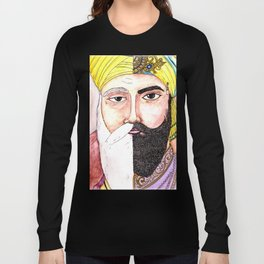 Two Gurus Long Sleeve T-shirt
