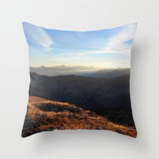 Happiness Happening Throw Pillow