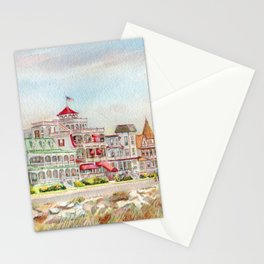 Cape May Promenade Stationery Cards