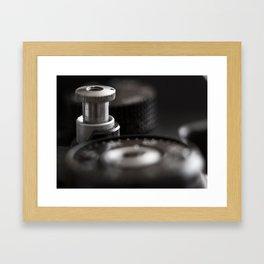 CUTE EYE Framed Art Print