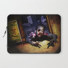 Z Attack! Laptop Sleeve