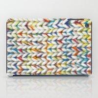 knit iPad Cases featuring Knit Pattern  by Manuela Mishkova