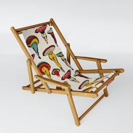 Sexy mushrooms Sling Chair