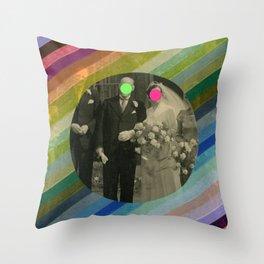 Wedding Portal 004 Throw Pillow
