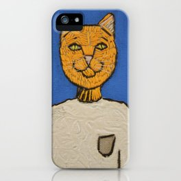Steve Meowbs iPhone Case