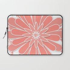 Coral flower . 2 Laptop Sleeve