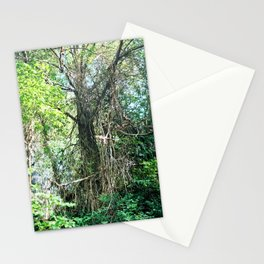 old tree (spring 15) Stationery Cards
