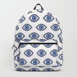 Evil Eye Amulet Backpack