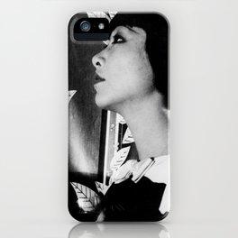 Anna Mae Wong iPhone Case