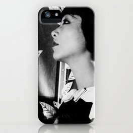 Anna Mae Wong iPhone Case
