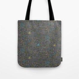 Math Lesson Tote Bag