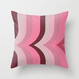 Retro pattern Throw Pillow