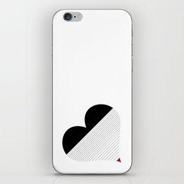 Heart (11) iPhone Skin