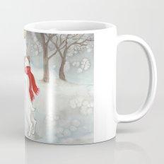 Filling the Bird Feeder Mug